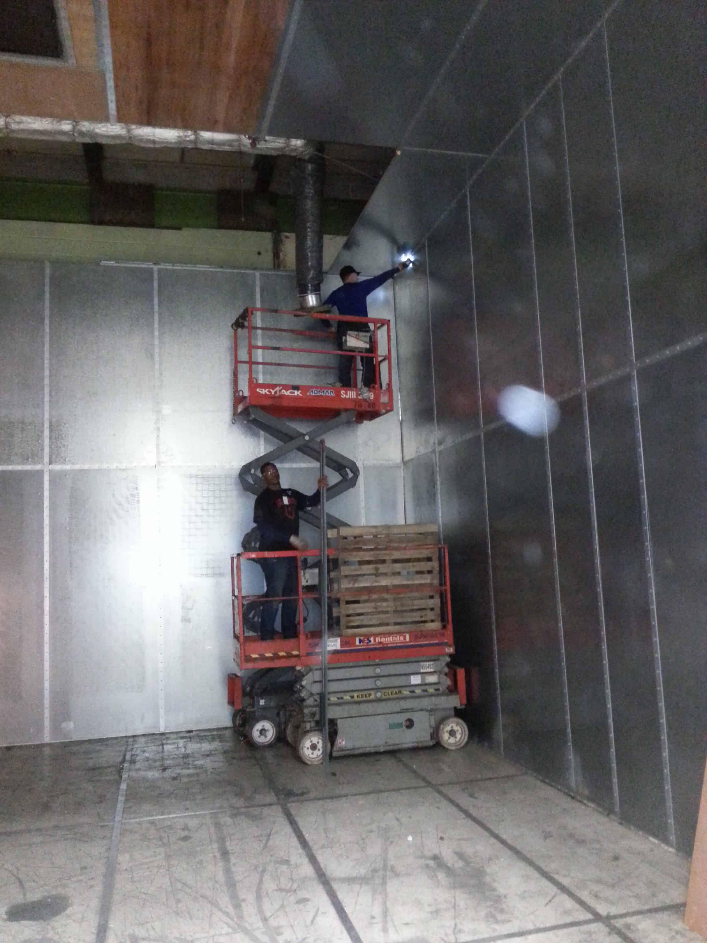 Used 5m 3m Semi Anechoic Chamber Emc Test Equipment