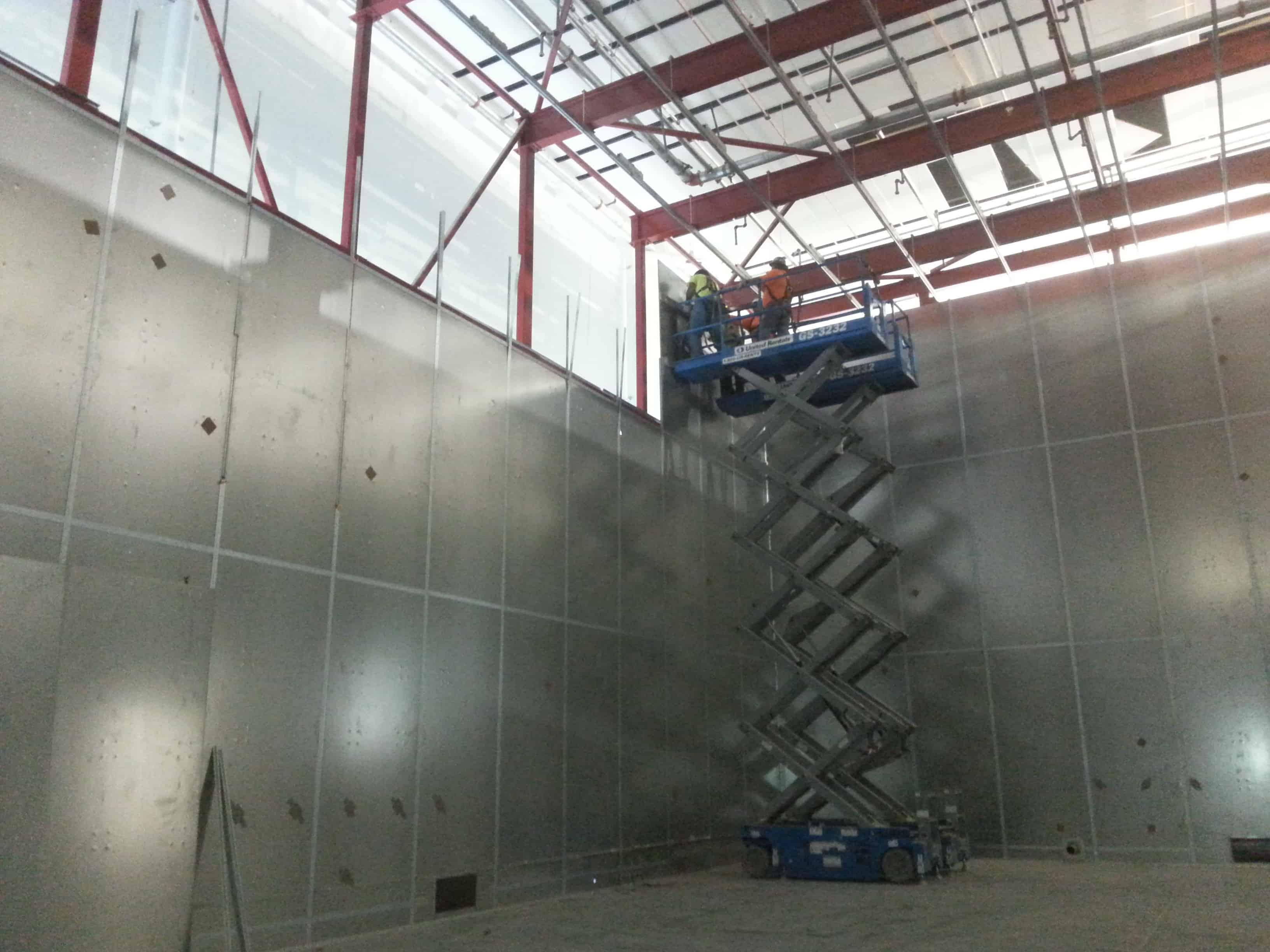 Used 10m Semi Anechoic Chamber Emc Test Equipment
