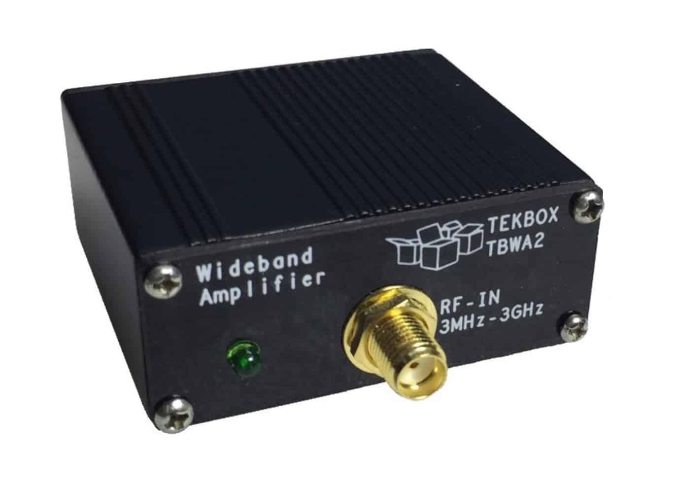 TekBox 40dB Wideband Amplifier (TBWA2/40dB)
