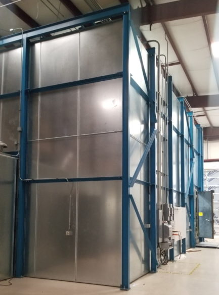 Commerical EMC testing chamber used pre-owned for sale
