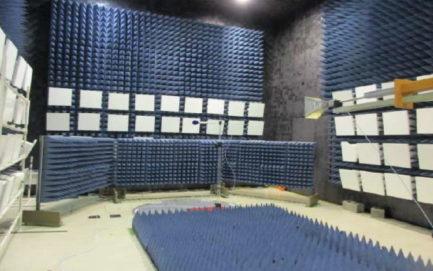 5m semi anechoic chamber emc testing