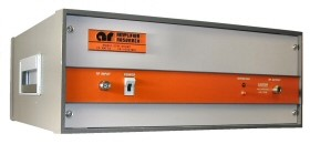 Broadband RF amplifier for radiated immunity testing