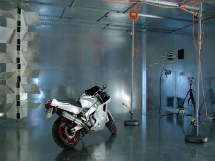 Shielded room chamber guide EMC testing